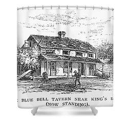 New York: Tavern, C1725 Shower Curtain by Granger