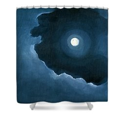 Night Light Shower Curtain