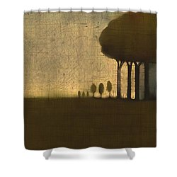 Nineteen Trees  #10 Shower Curtain