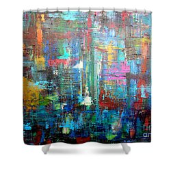 No. 1230 Shower Curtain