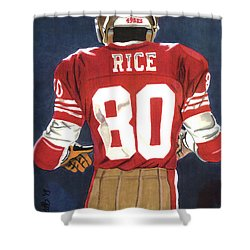 No. 80 Shower Curtain