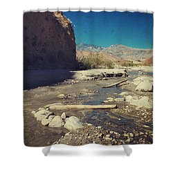 No I Didn't Falter Shower Curtain by Laurie Search