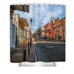 Nola French Quarter Shower Curtain