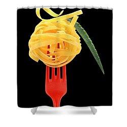 Noodles Shower Curtain