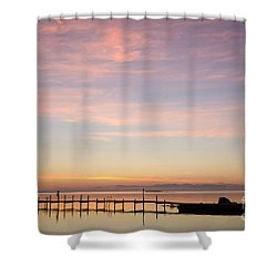 Nordic Light Shower Curtain