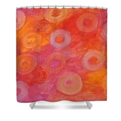 Normochromic Rbc's Shower Curtain