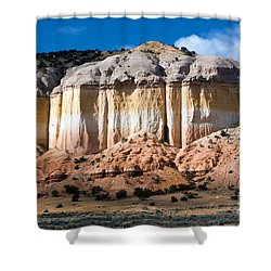 Northern New Mexico Shower Curtain