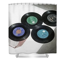 Nostalgia Shower Curtain by Steve Taylor