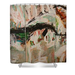 Nostalgies Of Venice Shower Curtain