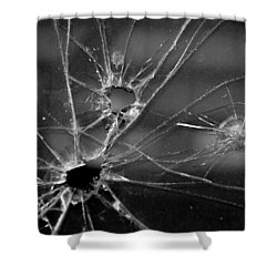 Not A Bullet-proof Shower Curtain