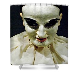 Shower Curtain featuring the photograph Nothing To Say - Limited Edition by Newel Hunter