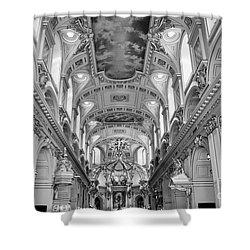 Notre-dame Basilica Shower Curtain