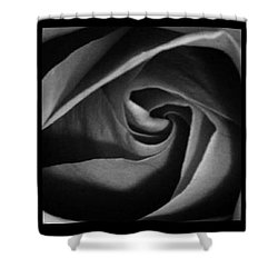 Nuances 1 Shower Curtain by Andrea Anderegg