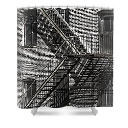 Nyc Circa 2013 Shower Curtain by Eduard Moldoveanu