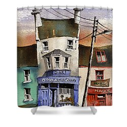O Heagrain Pub Viewed 115737 Times Shower Curtain