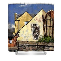 O Neils Bar Londonderry  Shower Curtain