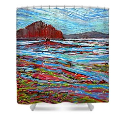 Oak Bay Nb Shower Curtain