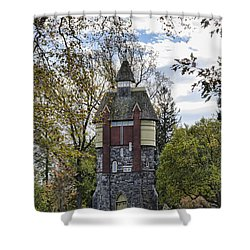 Oakbourne Tower Shower Curtain
