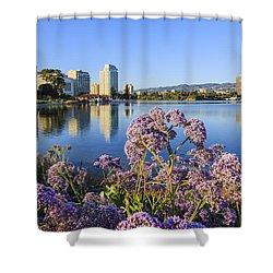 Oakland San Francisco Shower Curtain