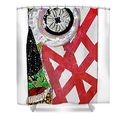 Obaoya Shower Curtain
