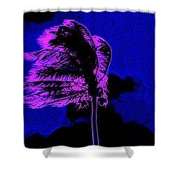 Ocean Art 111 Shower Curtain by David Mckinney