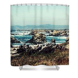 Ocean Breeze Shower Curtain