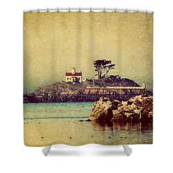 Ocean Dreams Shower Curtain by Melanie Lankford Photography