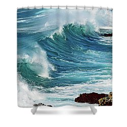 Ocean Majesty Shower Curtain
