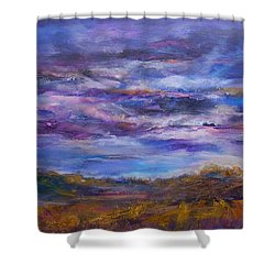 Nightlight Shower Curtain