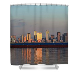 Ocean Scorpio  Shower Curtain