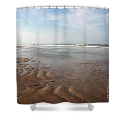 Ocean Vista Shower Curtain