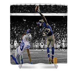 Odell Beckham Greatest Catch Ever Shower Curtain