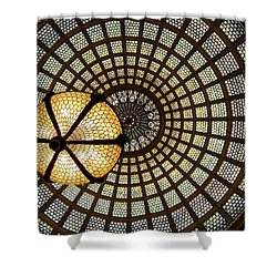 Of Lights And Lamps Shower Curtain