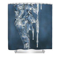 Offspring Shower Curtain by Sandra Bronstein