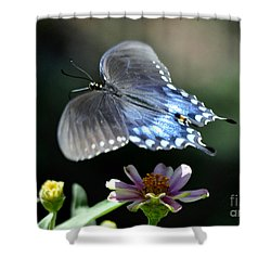Oh Heavenly Garden Shower Curtain