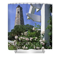Old Baldy - Fm000078 Shower Curtain