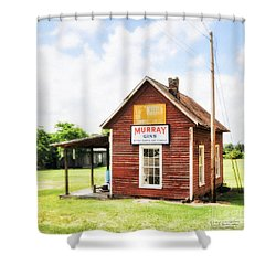 Old Country Cotton Gin Store -  South Carolina - I Shower Curtain