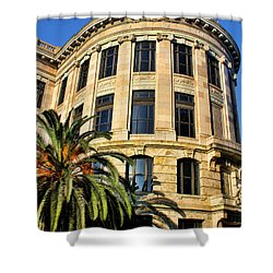 Old Courthouse-new Orleans Shower Curtain