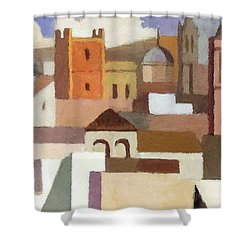 Old Jerusalem Shower Curtain