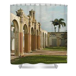 Old Maui High Shower Curtain by Sharon Mau
