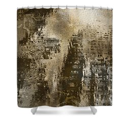 Old Town Shower Curtain by Jack Zulli