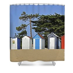 Shower Curtain featuring the photograph Oleron 6 by Arterra Picture Library