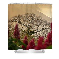 Ometepe Island Nicaragua 4 Shower Curtain