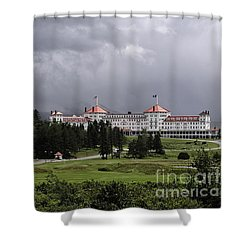 Omni Mt Washington Hotel Shower Curtain