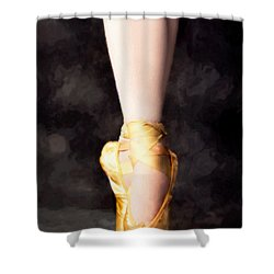 On Point Shower Curtain
