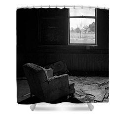 Once Upon A Time Shower Curtain by Gary Heller