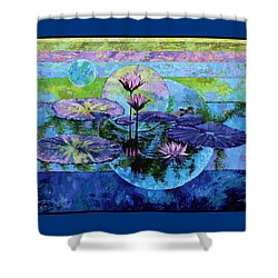 Once Upon A Time Shower Curtain by John Lautermilch