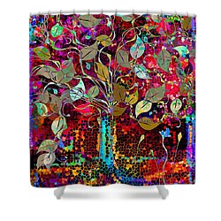 One Enchanted Evening Shower Curtain