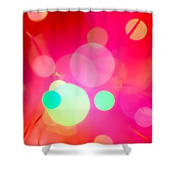 One Hot Minute Shower Curtain