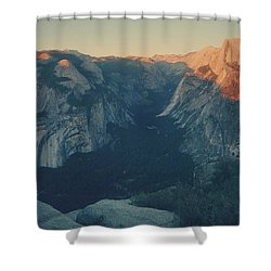 One Last Show Shower Curtain by Laurie Search